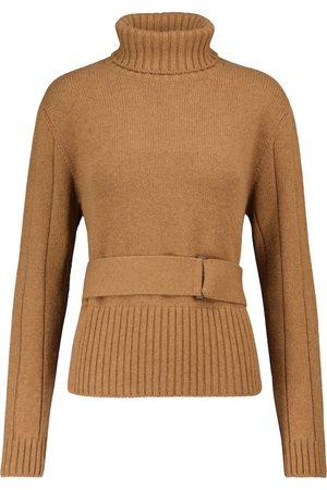 Loro Piana Kvinder Strik - Turtleneck cashmere sweater