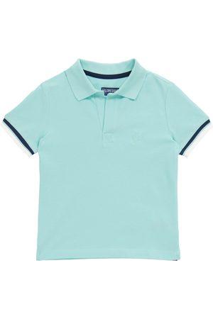 Vilebrequin Cotton-piqué polo shirt