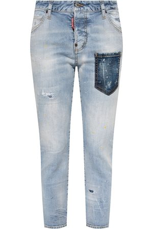 Dsquared2 Cool Cropped Jeans