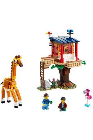 LEGO Wear Creator - Safari-Trætophus 31116 - 3-i-1 - 510 Dele
