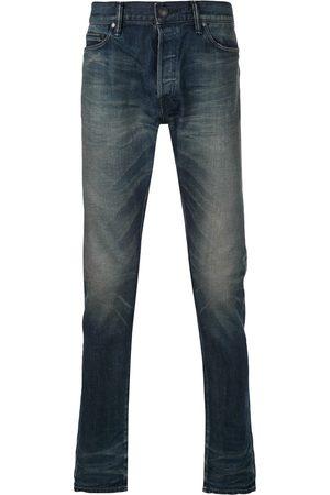 John Elliott Mænd Slim - The Cast 2-jeans med smal pasform