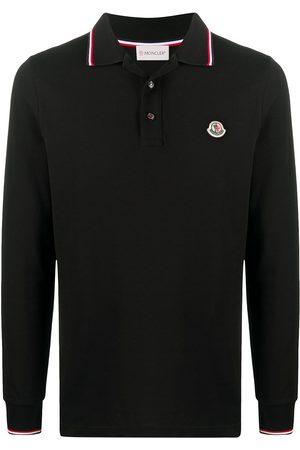 Moncler Mænd Poloer - Polotrøje med logomærke