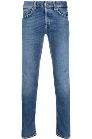 Dondup Mænd Skinny - Lysvaskede skinny-jeans