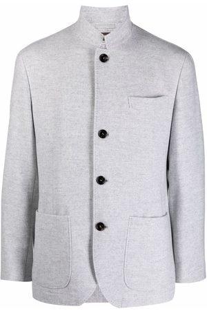Brunello Cucinelli Mænd Frakker - Enkeltradet frakke