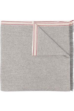 Brunello Cucinelli Tørklæde med stribedetalje