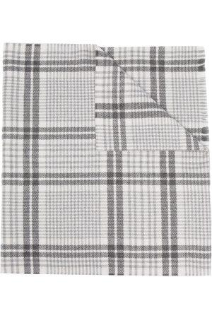 Brunello Cucinelli Skotskternet tørklæde