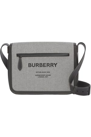 Burberry Messenger-taske med Horseferry-tryk