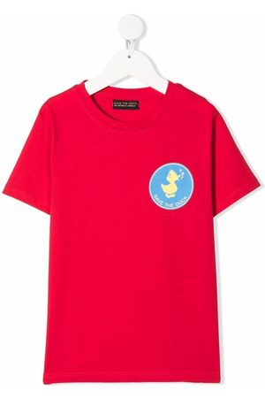 Save The Duck Kids Drenge Kortærmede - T-shirt med logomærke
