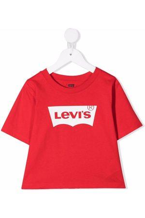Levi's T-shirt med logotryk