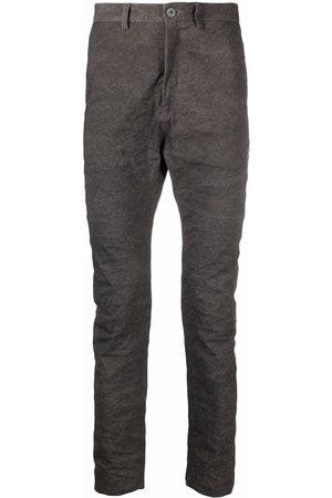Poème Bohémien Mænd Slim bukser - Højtaljede skinny-bukser