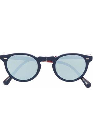 Oliver Peoples Solbriller - Gregory Peck solbriller med rundt stel