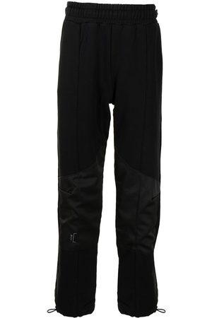 A-cold-wall* Vævede joggingbukser med overlag
