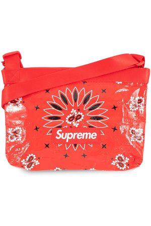 Supreme Messenger-taske i bandana-stil