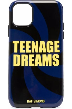 RAF SIMONS Mænd Mobil Covers - Teenage Dreams iPhone 11-cover