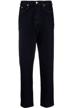 PS Paul Smith Mænd Straight - Jeans med smal pasform