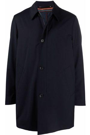 Paul Smith Mænd Frakker - Enkeltradet uldfrakke