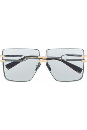 Balmain Gendarme solbriller med oversized stel