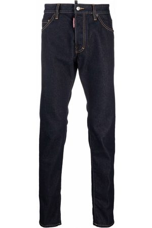 Dsquared2 Jeans i mørk vask og smal pasform