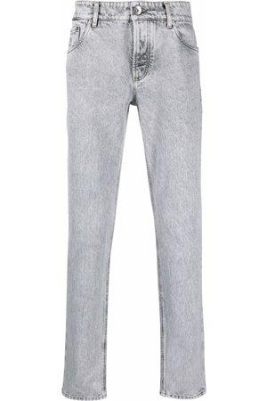 Brunello Cucinelli Stenvaskede bukser med smal pasform