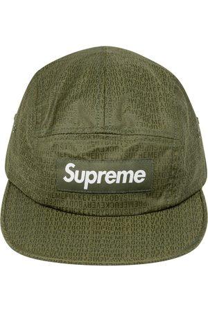 Supreme Kasketter - Jacquard camp cap
