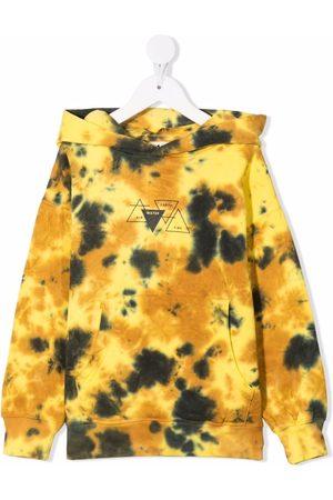 Molo Drenge Sweatshirts - Matt tie-dye organic cotton hoodie