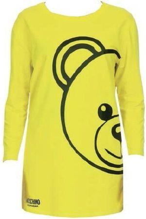 Moschino Abito Underwear logo bear vestito E21MO06