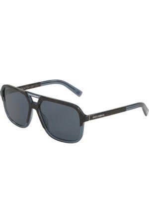 Dolce & Gabbana Mænd Solbriller - DG4354F Asian Fit Solbriller