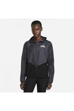 Nike Kvinder Veste - Shield-trailløbejakke til kvinder