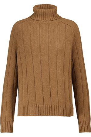 Loro Piana Kvinder Strik - Duca D'Aosta cashmere turtleneck sweater