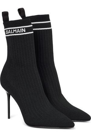 Balmain Skye sock boots