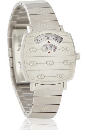 Gucci Grip 27mm stainless steel watch