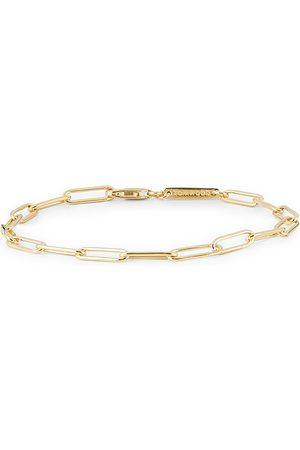 TOM WOOD Mænd Armbånd - Box Bracelet Gold
