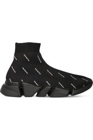 Balenciaga Kvinder Sneakers - 30mm Speed Knit Sneakers
