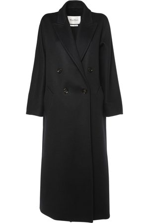 Max Mara Double Breasted Cashmere Long Coat