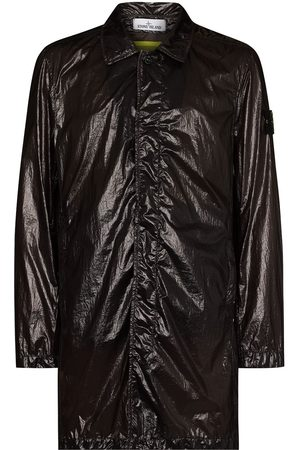 Stone Island Mænd Trenchcoats - Lucido packable trench coat