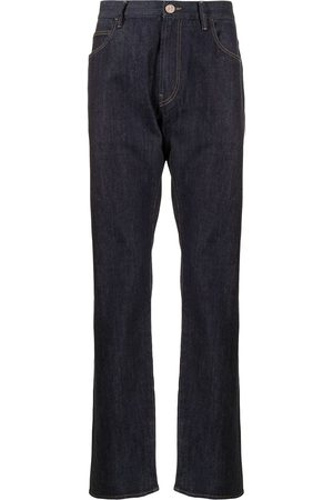 Giorgio Armani Smalle højtaljede jeans