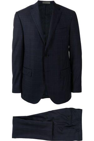 corneliani Mænd Blazere - Academy ternet jakkesæt
