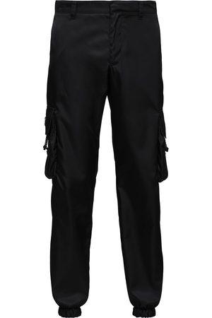 Prada Re-Nylon cargo-bukser