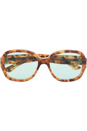 Gucci Eyewear GG0989S solbriller med rundt stel