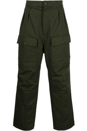 Maison Kitsuné Mænd Cargo bukser - Cargo-bukser med lige ben