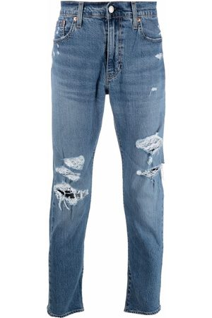 Levi's 512 ripped slim-fit jeans