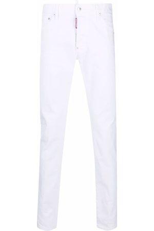 Dsquared2 Skinny-jeans med logomærke