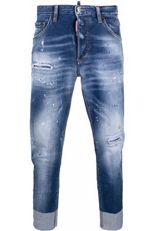 Dsquared2 Sailor jeans med opslag