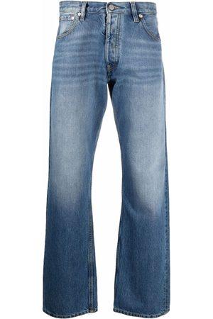 Maison Margiela Jeans i denim med lige pasform