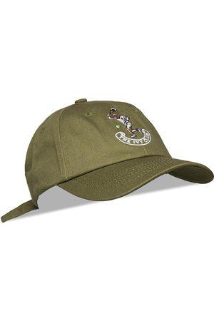 AN IVY Green Tennis Player Cap Accessories Headwear Caps