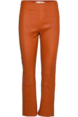 INWEAR Kvinder Bukser - Cedar Pant Bukser Med Lige Ben