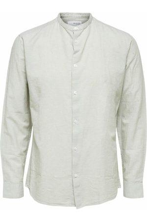 SELECTED Mænd Langærmede skjorter - Skjorte