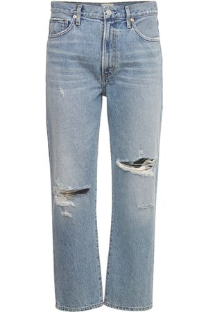 Citizens of Humanity Marlee Relaxed Taper Cotton Denim Jeans