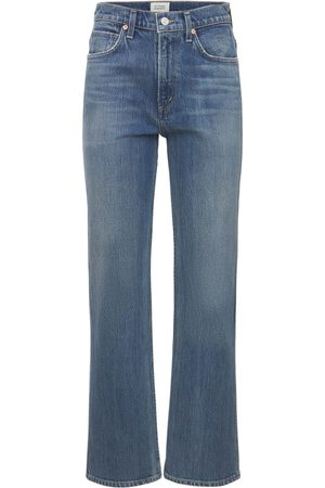 Citizens of Humanity Daphne High Waist Stovepipe Denim Jeans