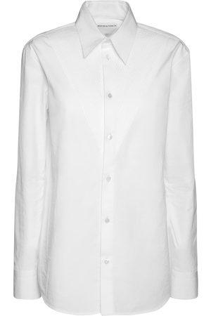 Bottega Veneta Cotton Poplin Compact Shirt